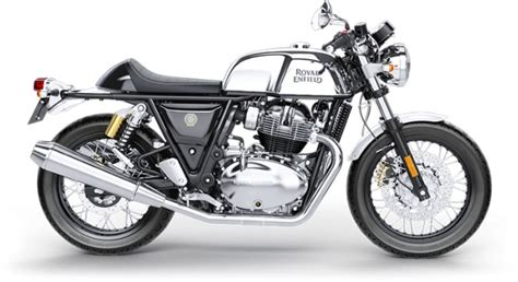 royal enfield continental  gt chrome motorcycle