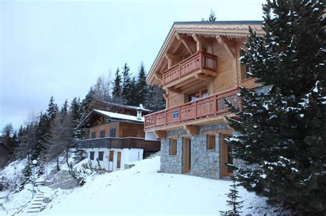 chalet klosters la plagne skiworld