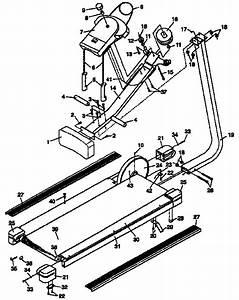 Weslo Solution S Treadmill Parts