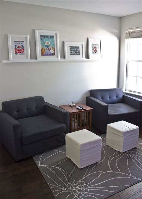 paint color behr silver drop vinings apartment
