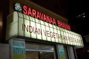 Fast Food International Saravanaa Bhavan Serious Eats