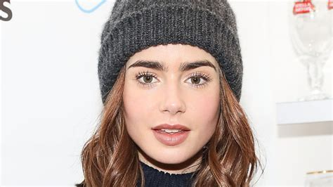 Lily Collins on Overcoming Anorexia and Her New Movie ?To