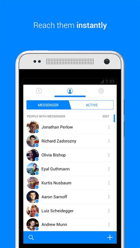 messenger para android descargar