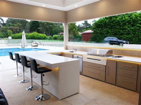 kitchen furniture melbourne outdoor kitchen melbourne berwick ilve bbq corian