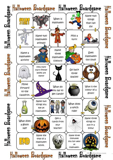 428 free esl halloween worksheets