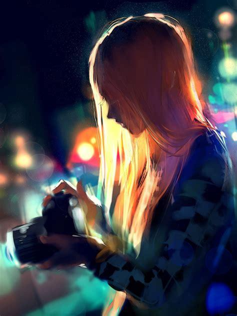 Beautiful Anime Girl Tumblr