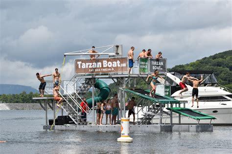 Tarzan Boat Rockaway Beach by Video This Fantastic Rockaway Water Park Will Make Its