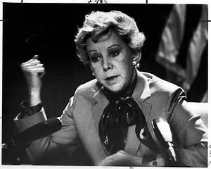 Former Chicago Mayor Jane Byrne - Chicago Tribune
