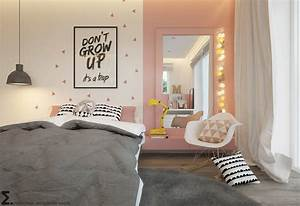 10 idees pour donner du caractere a sa chambre dado With photo de chambre d ado