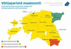 Estonia. European Parliament Election 2014 | Electoral ...