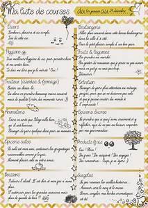 Listes De Courses : une liste de licorne de course blog agoaye ~ Nature-et-papiers.com Idées de Décoration