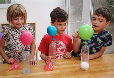 British Science Week 2020 KS1 and KS2 Ideas - Fun Science UK