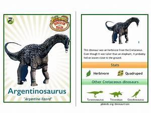 Dinosaur Train Argentinosaurus card by Vespisaurus on ...