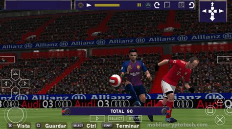 pes  iso ppsspp file english   android