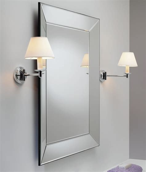 Bathroom Light Ip44 by Classic Swing Arm Bathroom Light With Ip44 Rating For