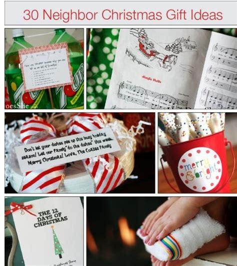my christmas decor styles 30 neighbor christmas gift ideas