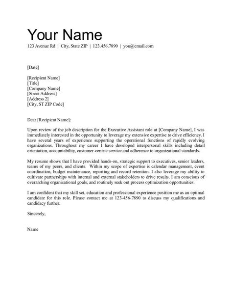 What To Name Your Resume On An Application by Office Assistant Cover Letter