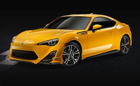 The 2015 Scion Fr-s Release Series 1.0 Unveiled