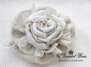 different wedding ideas make 20 different fabric flowers