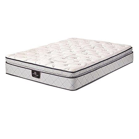 best innerspring mattress serta continuous support innerspring pillow top king