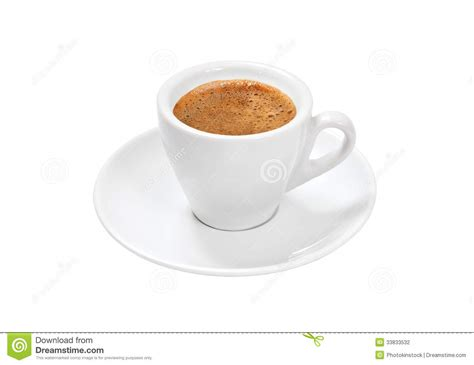 Espresso Cup Stock Photography  Image 33833532