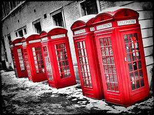 Red Phone Booth London Fine Art Photography