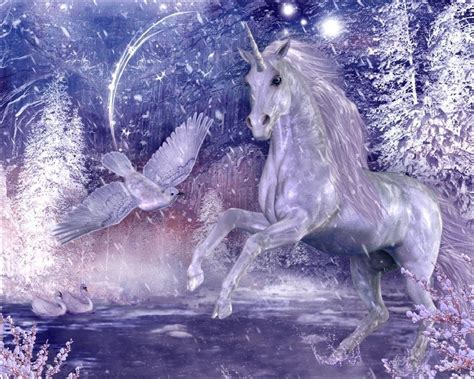 unicorn backgrounds  desktop wallpaper cave