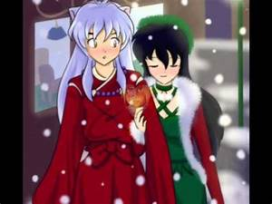 Anime Couples - All I Want For Christmas is You - YouTube