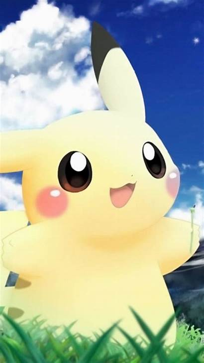 Pikachu Pokemon Iphone Wallpapers Backgrounds Background 1920