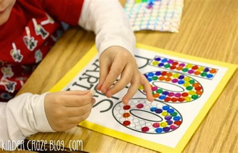 100th day of school ideas for kindergarten 100 | 100th day6