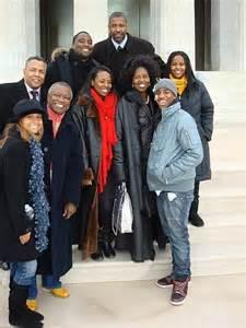 Denzel Washington and His Family