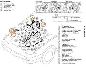 similiar ka24de engine diagram keywords diagram moreover mercury mystique wiring diagram as well ka24de engine