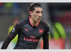 Real Madrid news Arsenal star Hector Bellerin targeted in