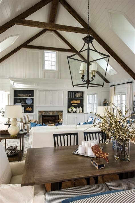 Furniture Photos Hgtv Dining Room Vaulted Ceiling