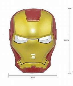 Ironman Face Mask | www.pixshark.com - Images Galleries ...
