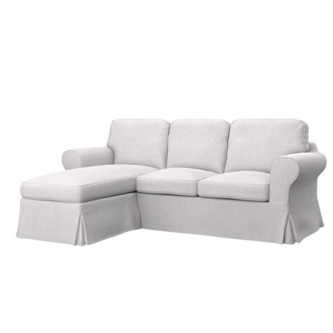 ikea ektorp chaise lounge ikea ektorp 2 seat sofa with chaise longue cover soferia covers for ikea sofas armchairs