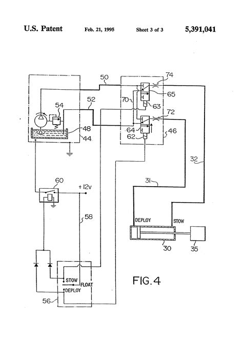 patent us5391041 hydraulically operated r