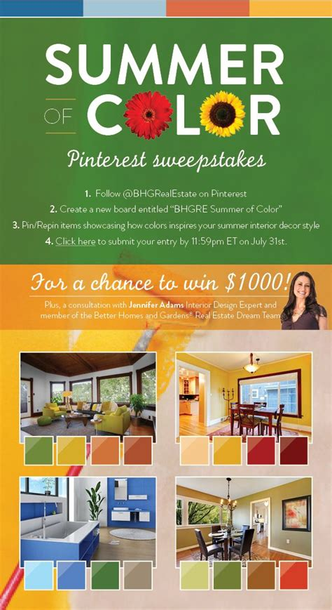 better homes and gardens sweepstakes 17 best images about sweepstakes on radios better homes and gardens and this sunday