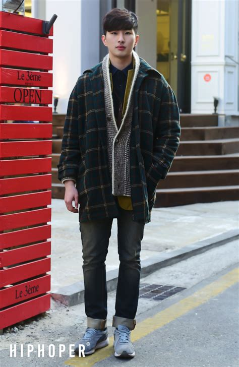 Korean Men Street Fashion - Official Korean Fashion