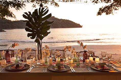 Beach Wedding Ideas In Costa Rica
