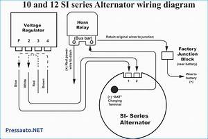 Delco Remy Alternator Wiring Diagram 3 Wire