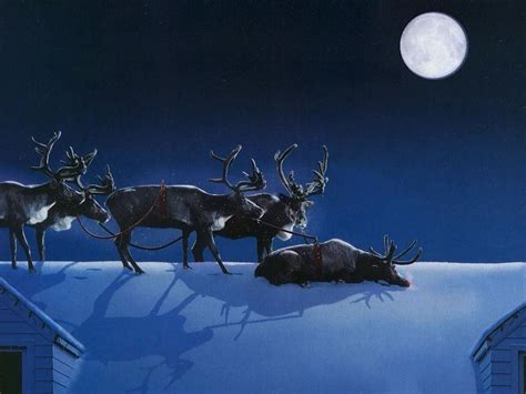 Wallpaper Reindeer by Reindeer Wallpapers Wallpaper Cave