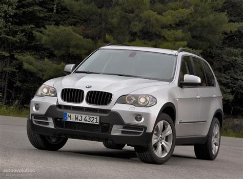 Bmw X5 (e70) Specs & Photos