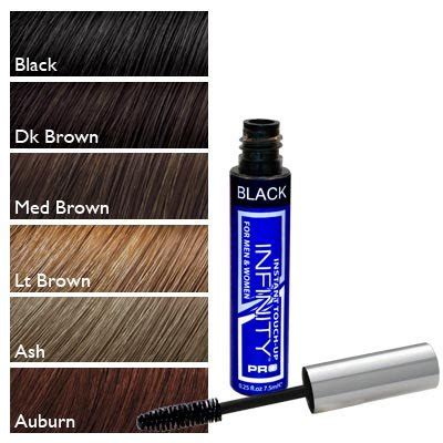 infinity temporary hair color touch  instant hair color