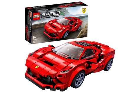 Find many great new & used options and get the best deals for lego speed champions ferrari f8 tributo (76895) at the best online prices at ebay! LEGO 76895 Speed Champions Ferrari F8 Tributo - Unieke ...
