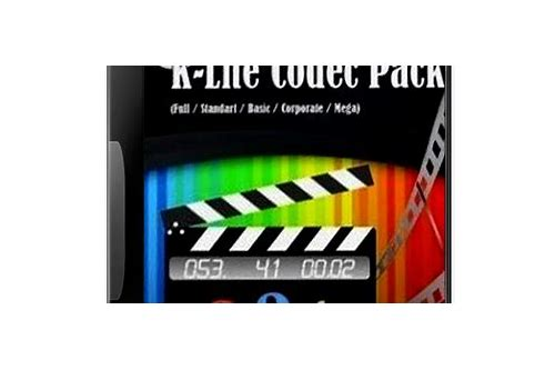 download k-lite codec pack full 2014