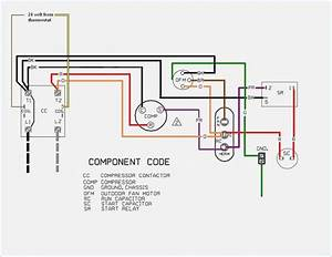Wiring Diagram For Capacitor Start