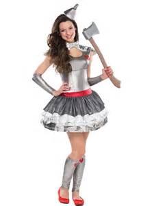 Tin Halloween Costumes for Teens