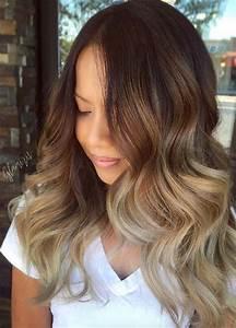 Couleur Cheveux Tendance : 50 magnifiques couleurs cheveux tendance 2017 coiffure ~ Nature-et-papiers.com Idées de Décoration