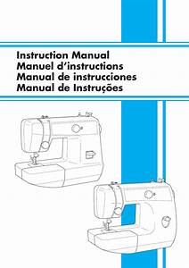 Brother Ls 1520 User Manual